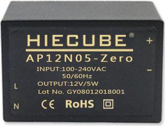 电子仪器设备220V转12V电源模块5W质保三年