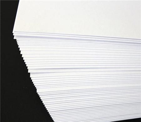 白卡纸 苏州白卡纸一站式服务 金东浩供