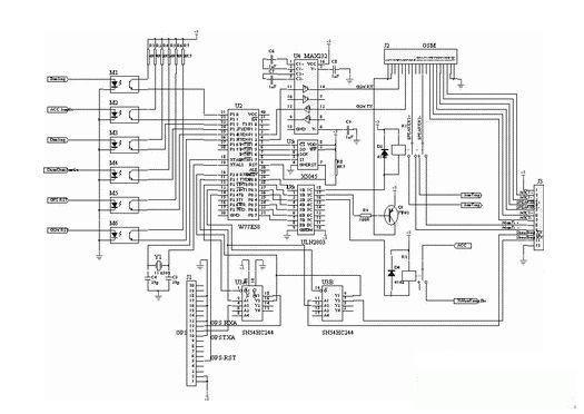 车载GSM无线通信电路设计分析