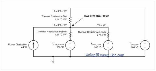 图11(ChiP等效电路热模型)