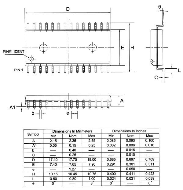 常见元器件各种封装的规格尺寸