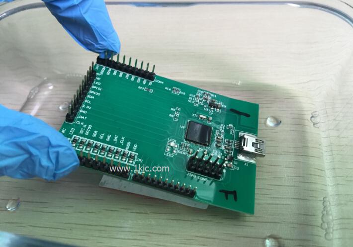 电子产品pcba电路板使用纳米防水涂层或将