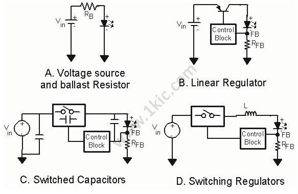 开关稳压电源线性稳压电源常被应用在降压比率比较
