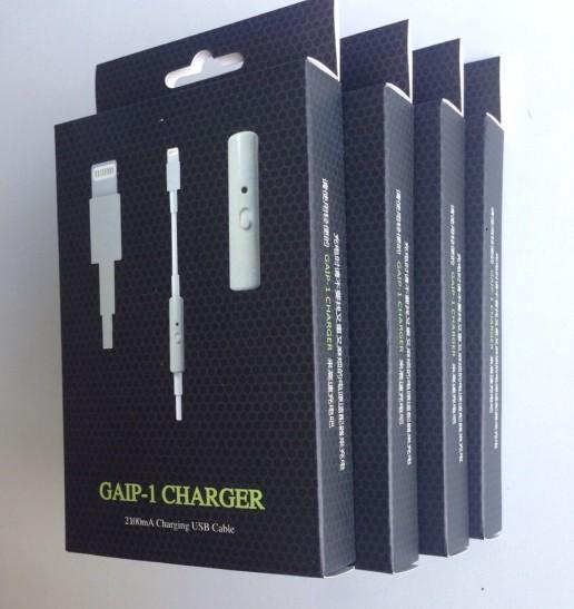 GAIP-1CHARGER快速充电数据